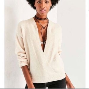 Urban Outfitters Silence & Noise Cozy Surplice